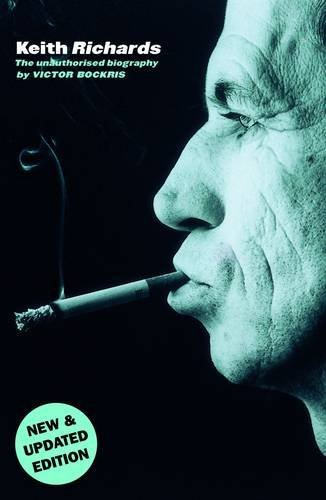 Keith Richards: The Unauthorized Biography by Victor Bockris (2013-06-01)
