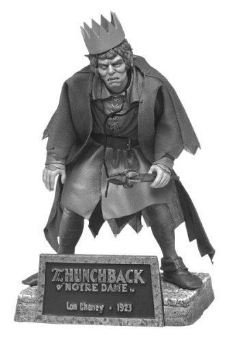 Buy Low Price Sideshow Universal Studios Monsters Hunchback of Notre Dame Silver Screen Edition Figure (B001LMUC4K)