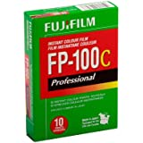 FUJIFILM FP-100C 3.25 X 4.25 Inches Professional Instant Color Film