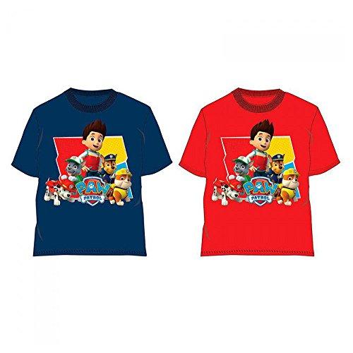 Camiseta-manga-corta-de-Paw-Patrol-La-Patrulla-Canina-V1648
