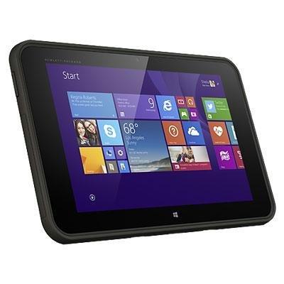 Hewlett Packard - HP Pro Tablet 10 EE G1 - Tablette - aucun clavier - Atom Z3735F 1.33 GHz - Windows 8.1 Pro 32 bits - 2 Go RAM - 32 Go eMMC - 10.1'' écran tactile 1280 x 800 - Intel HD Graphics - gris lave