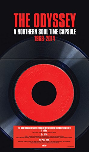 The Odyssey: a Northern Soul Time Capsule 1968-2015 (10 CD)