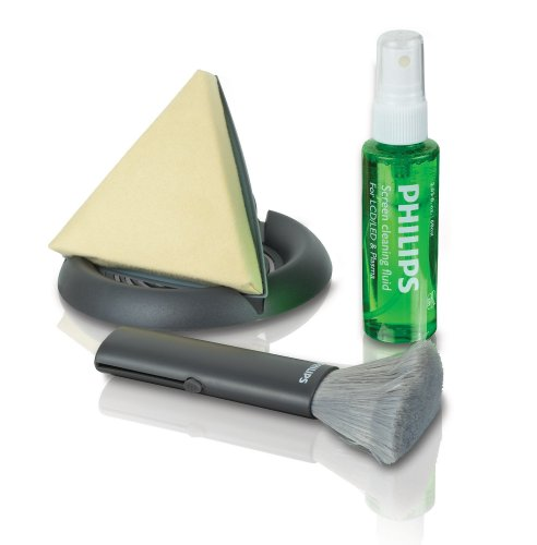 Philips SVC1212G/27 Screen Cleaning Kit (Philips Screen Cleaner compare prices)