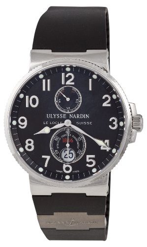 Ulysse Nardin Men's 263-66-3/62 Maxi Marine Watch