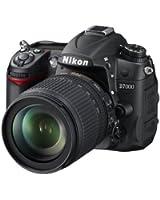 Nikon D7000 Digital SLR Camera with 18-105mm VR Lens Kit (16.2MP) 3 inch LCD