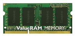 Kingston ValueRAM 2GB 1066MHz DDR3 Non-ECC CL7 SODIMM Single Rank x8 Notebook Memory