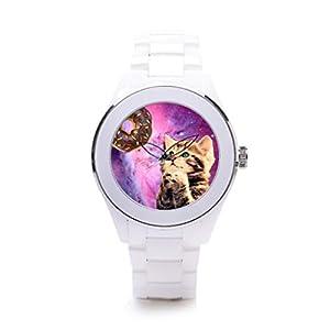 QueensLandMen'sCheap Ceramic Watches In Space Latest Watches Beautiful