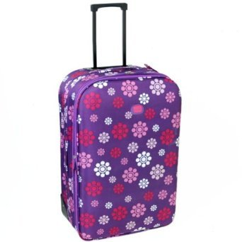 Karabar Medium Sized Lightweight Expandable Suitcase from Karabar
