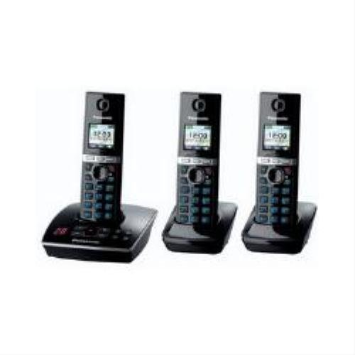 :Panasonic, KX-TG8063 DECT Telephone (Triple Pack) Reviews