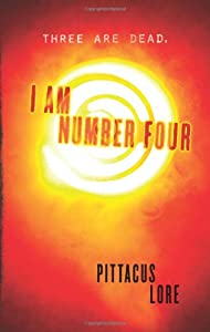 Cover of &quot;I Am Number Four (Lorien Legaci...