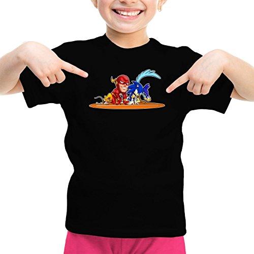 camiseta-de-nina-manga-parodia-de-flash-y-speedy-gonzales-y-sonic-y-roadrunner-769