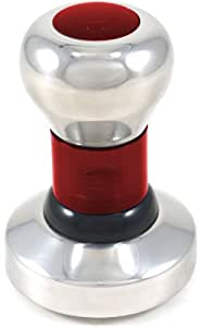 Red Espresso Tamper Stainless Steel 58 Mm Coffee