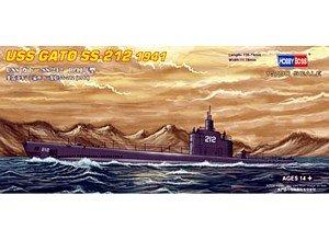 Hobby Boss Uss Gato Ss-212 1944 Boat Model Building Kit