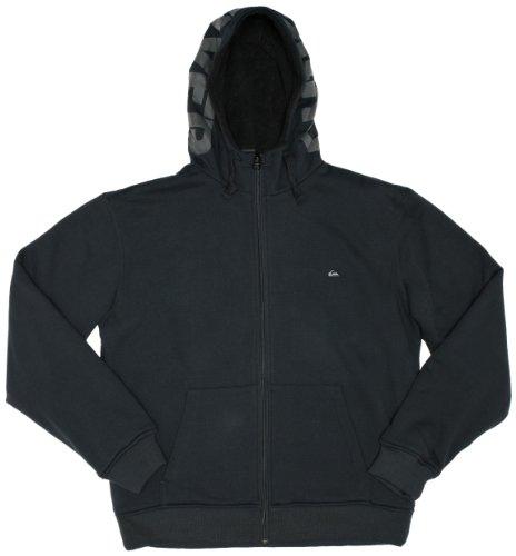Quiksilver Sherpa N Mens Sweatshirt Black Small