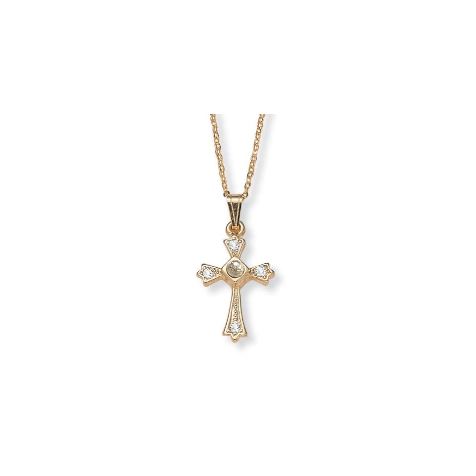 4c06bd3d56e30 Lords Prayer Cross with Matching Silver Chain Original As Seen On TV ...
