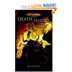 Death March: The Stonetellers, Volume Two (DragonLance) by Jean Rabe