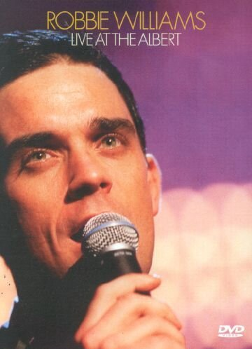 Robbie Williams - Live At The Albert [DVD] [2001]