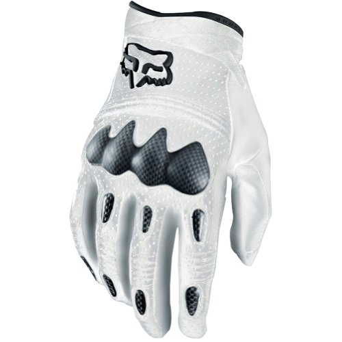 Fox Racing Bomber S Men S Off Road Motorcycle Gloves White