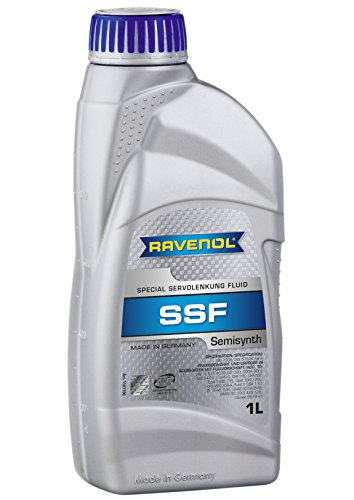 RAVENOL J1B1001 Power Steering Fluid - SSF Hydraulic Fluid (1 Liter) (Power Steering Fluid Chf 11s compare prices)