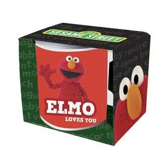 Sesame Street Boxed Tazza Elmo