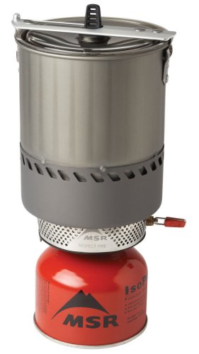 MSR Reactor Stove System
