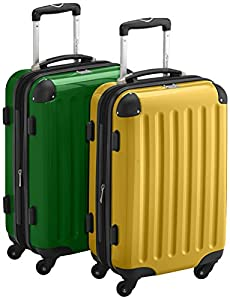 Hauptstadtkoffer Hand Luggage, Multicolore (Multicolour) - 59238360 by HAUPTSTADTKOFFER
