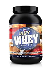 Optimum Nutrition 100% Any Whey Instantized Whey Protein, 2.7 Pound