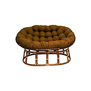 Amazon.com - Double Papasan Chair with Fabric Cushion -