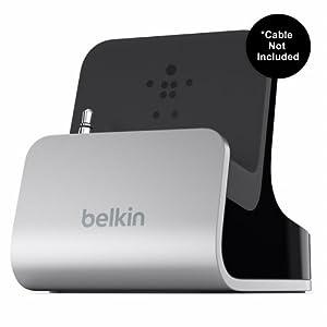 belkin ベルキン iPhone5s/5c/5対応 ドックスタンド F8J057qe
