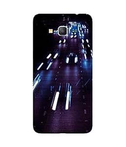Car Lights Samsung Galaxy Grand Prime Case