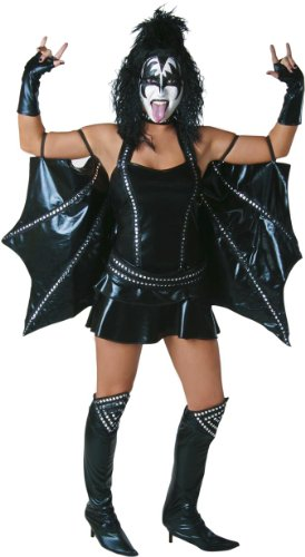 KISS Sexy Demon Adult Womens Costume
