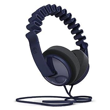 innodevice wv100090innowave Plus Over Ear Casque design bleu