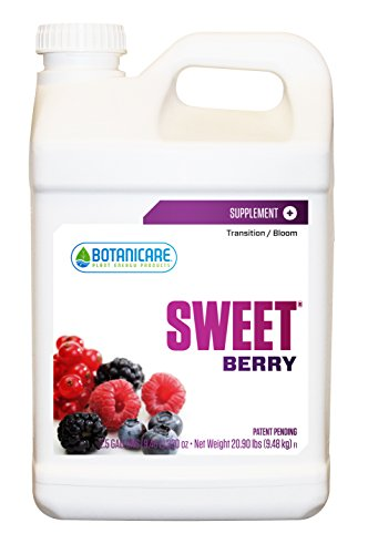 Botanicare Bcnsswb2.5 2-1/2-Gallon Botanicare Sweet Carbo Berry Supplement For Plants