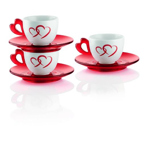 Guzzini tasses à café