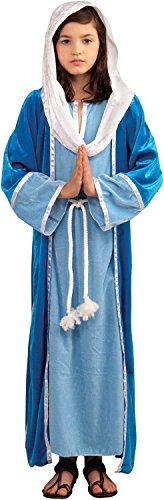 Biblical Times Deluxe Mary Costume, Child Large
