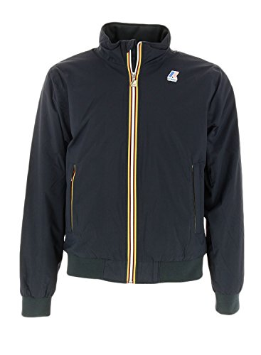 Giacca - Johnny Ripstop Marmotta - Depht Blue-Antracite - XL