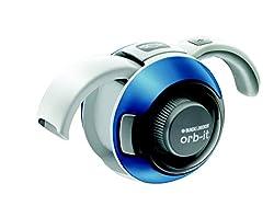 Black & Decker ORB48EBN ORB-it Dustbuster (White and Blue)