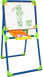 Toyzone 3 in 1 Ben 10 Learning Board, Green