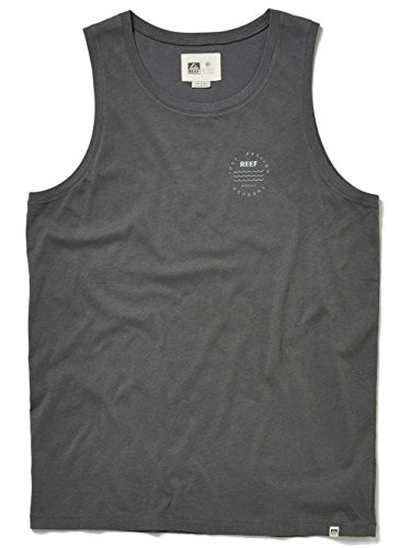 Reef Mens Sun Fade Tank-top-and-cami-shirts (xlarge) (Reef Tank Top Men compare prices)
