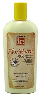 Fantasia Shea Butter Oil Moisturizer 12oz