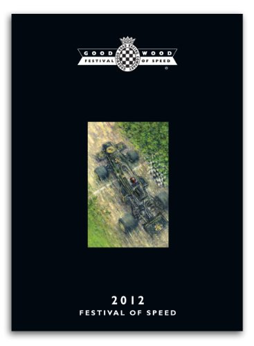 Goodwood Festival of Speed 2012 [DVD]