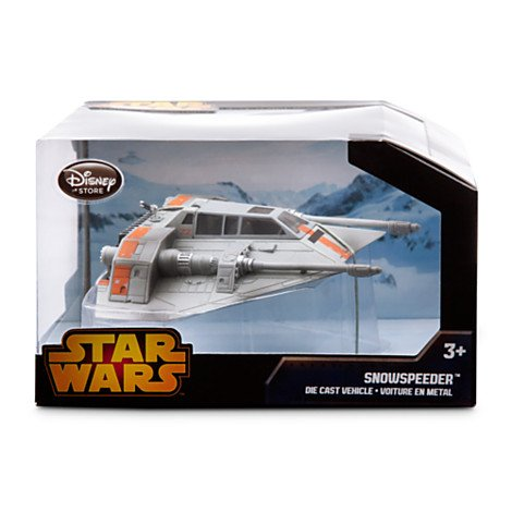 Star Wars Diecast Vehicle Snowspeeder