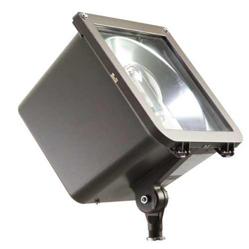 Hubbell Outdoor Lighting MIC-0150P-358 150-Watt Pulse Start Metal Halide Microlter Floodlight