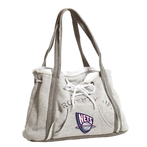 NBA New Jersey Nets Hoodie Purse (Nba Jersey Alternative compare prices)