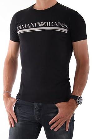 T-shirt Emporio Armani - Noir - M
