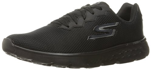 Skechers Performance Men's Go Run 400 Running Shoe, Black, 11.5 M US