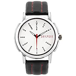 Laurels Maestro 2 Analog Silver Dial Mens Watch ( Lo-Mas-201)