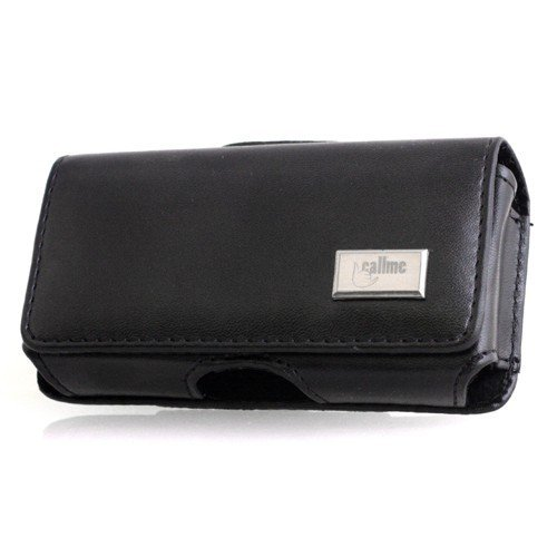 CALLME Quertasche Gürteltasche PLATINUM #6 Schwarz zu Apple iPhone 2G, 3G, 3GS, 4, 4S, BlackBerry 9360 Curve, 9380 Curve, 9790 Bold, HTC Legend (A6363), Magic, LG P500 Optimus One, Nokia Asha 201, C3-00, E5-00, E6-00, E71, E72, N8, N97 mini, Samsung GT-I5800 Galaxy 3, GT-I6410 M1 (Vodafone 360), GT-I7500 Galaxy, GT-I8320 H1 (Vodafone 360), SGH-i900 Omnia, Sony Ericsson Satio U1i Sony Xperia go / ST27i, Xperia miro / ST23i - Handytasche, Tasche, Etui, Case