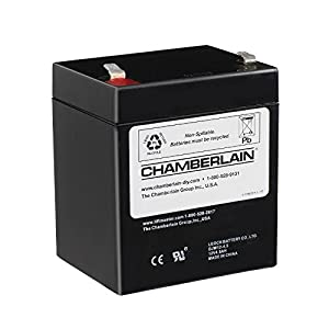 Chamberlain 4228 evercharge standby power system for 12v battery garage door opener