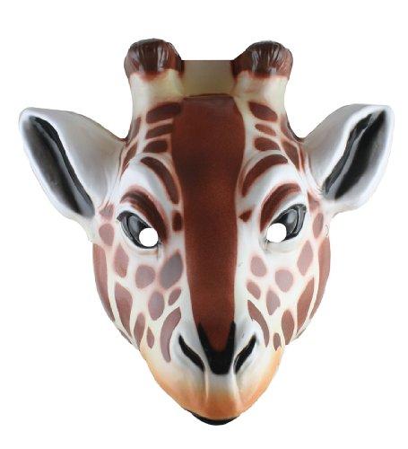 Deluxe Kids Giraffe Mask